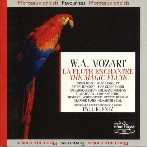 Mozart - La Flûte enchantée - Opéra en 2 actes, Op. 620