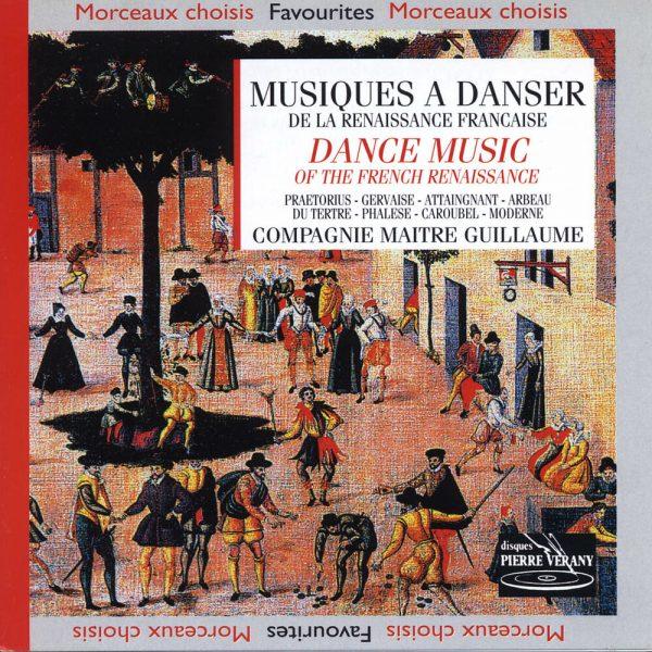 Musiques à danser de la Renaissance francaise