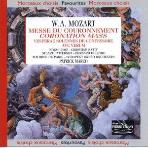 Mozart - Messe du Couronnement