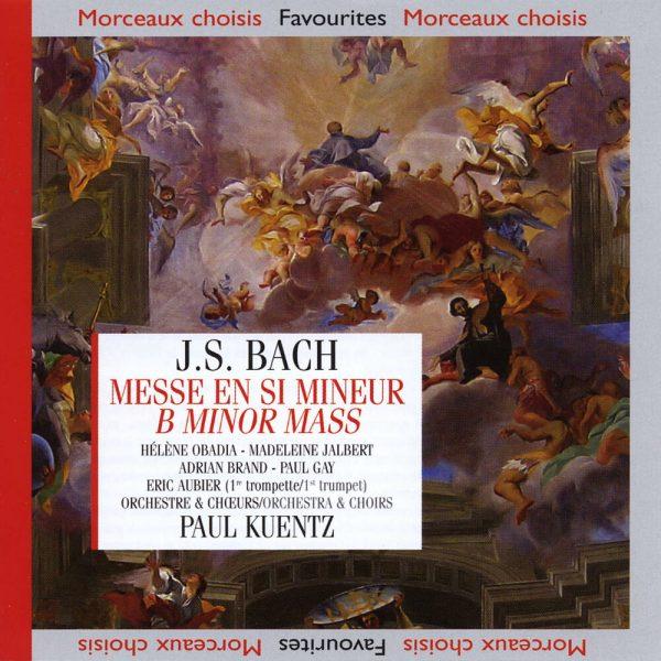 Bach J.S. - Messe en si mineur