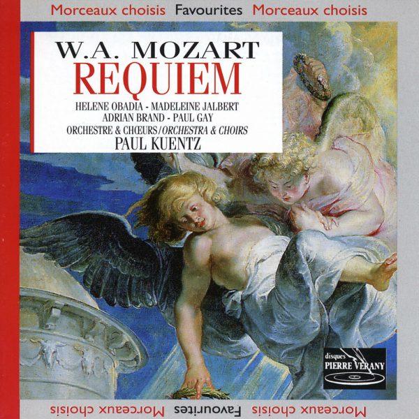 Mozart - Réquiem, K 626