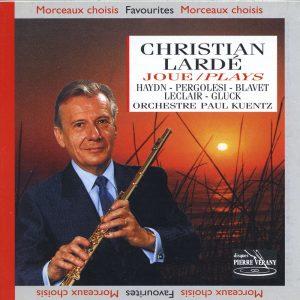 Haydn / Pergolese / Leclerc / Gluck - Christian Larde Joue…