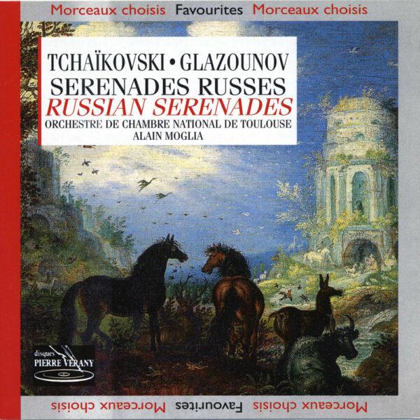 Tchaïkovski / Glazounov - Sérénades russes