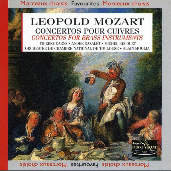 Mozart L. - Concertos pour cuivres