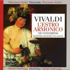 Vivaldi - L'Estro armonico, Op. 3 - 12 Concertos