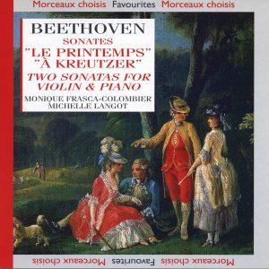 Beethoven - Sonates Le Printemps - A Kreutzer