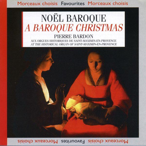 D'Aquin / Grigny - Noël baroque