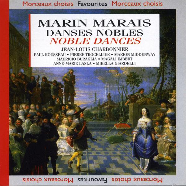Marais - Danses nobles - 4ème Livre