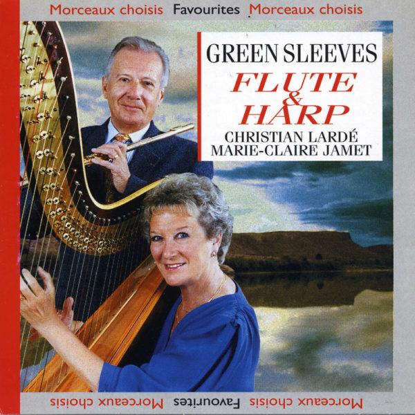 Green Sleeves - Flûte & Harpe