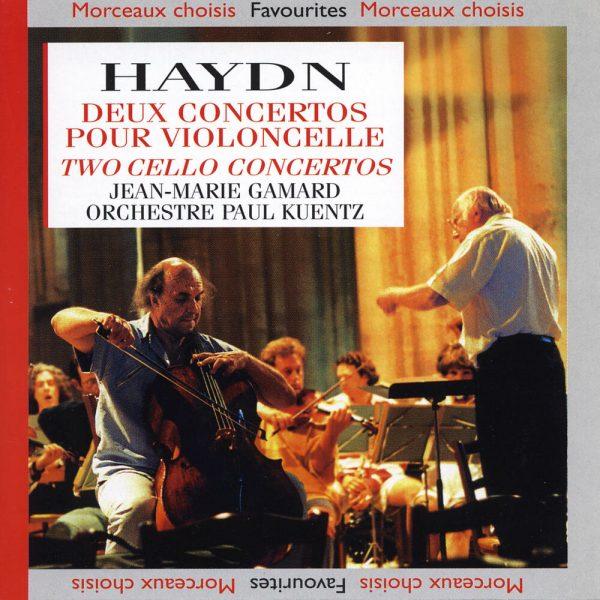 Haydn - Deux concertos pour violoncelle