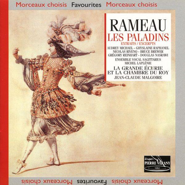 Rameau - Les Paladins de Rameau (Extraits)