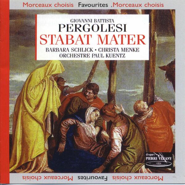 Pergolese - Stabat Mater