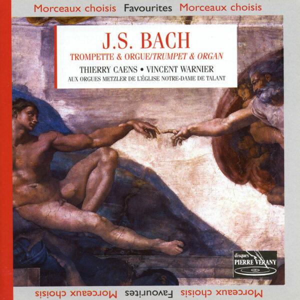 Bach J.S. - Trompette & Orgue