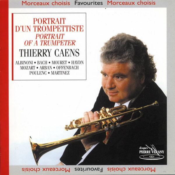 Portrait d'un trompettiste - Thierry Caens