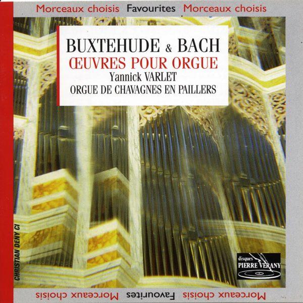 Œuvres pour Orgue de Bach & Buxtehude