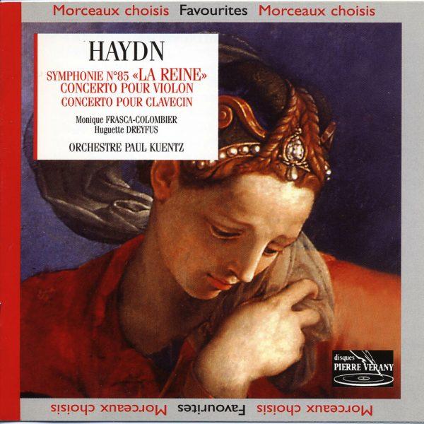 Haydn - Symphonie N° 85 La Reine - Concertos