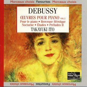 Debussy - Œuvres pour piano - Vol.2