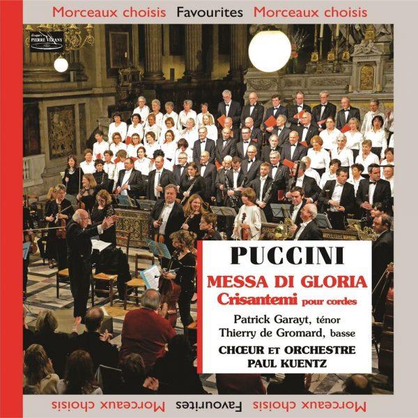 Puccini - Messa di Gloria - Crisantemi