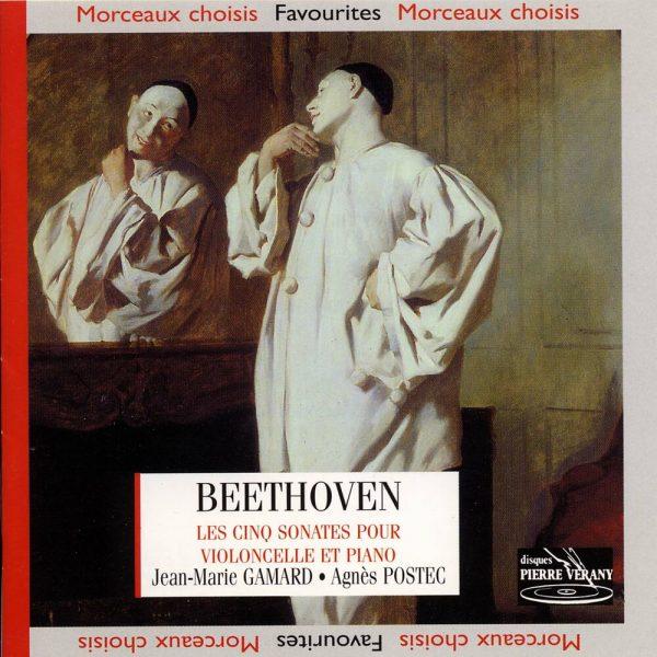 Beethoven - Les Cinq Sonates Pour Violoncelle & Piano