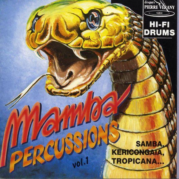 Mamba percussions Vol.1