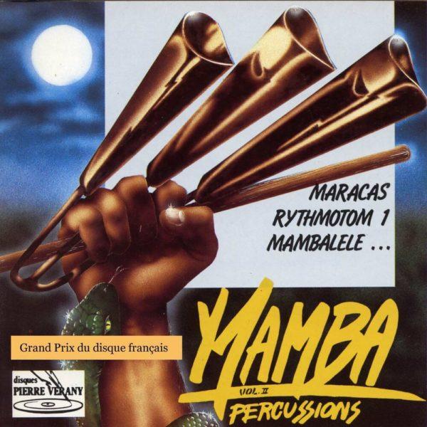 Mamba Percussions Vol.2