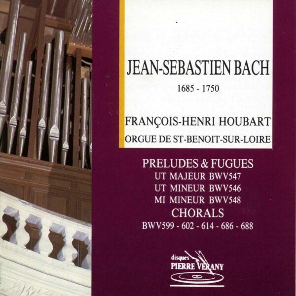 Bach J.S. - Préludes & Fugues - Chorals
