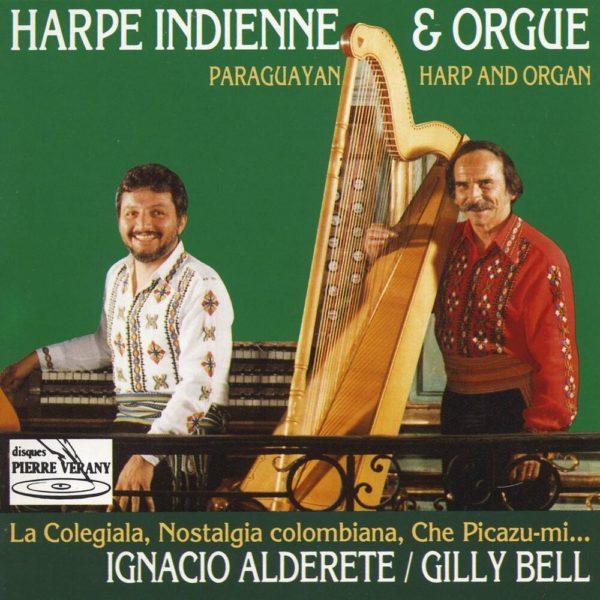 Harpe indienne & orgue