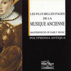 Les plus belles pages de la musique ancienne