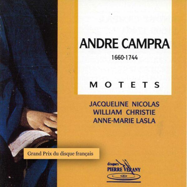 Campra - Motets