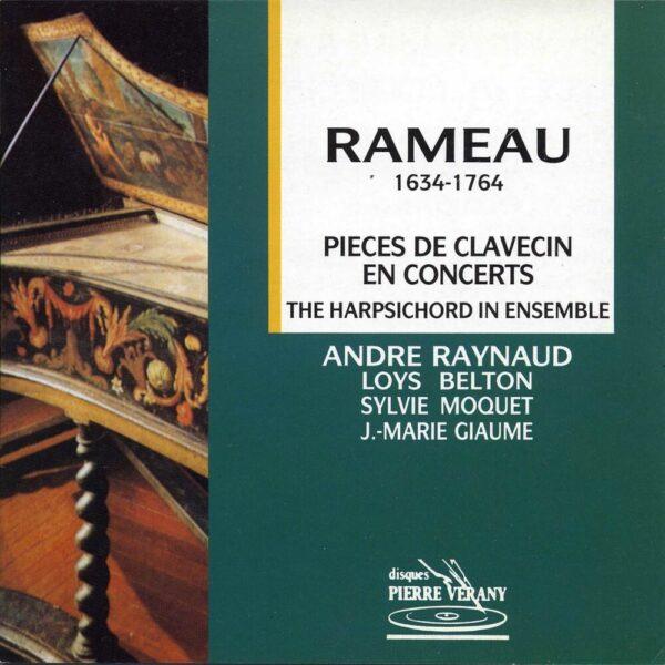 Rameau - Pièces de clavecin en concert