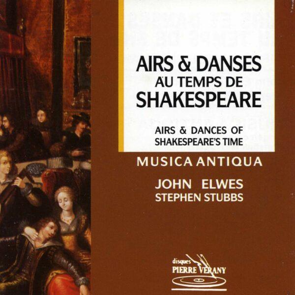 Airs & danses au temps de Shakespeare