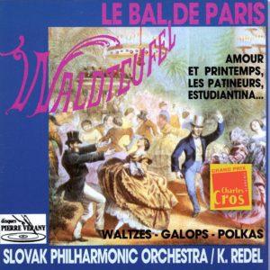 Waldteufel - Le bal de Paris