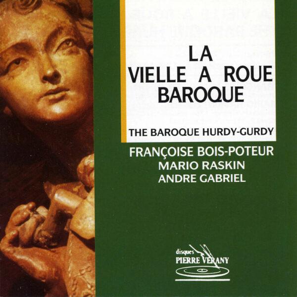 La vielle à roue baroque