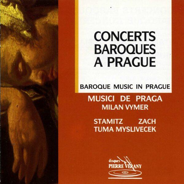 Concerts baroques à Prague