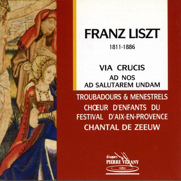 Liszt - Via crucis - Ad nos, ad salutarem undam