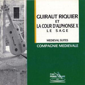 Guiraut Riquier & la cour d'Alphonse X le Sage