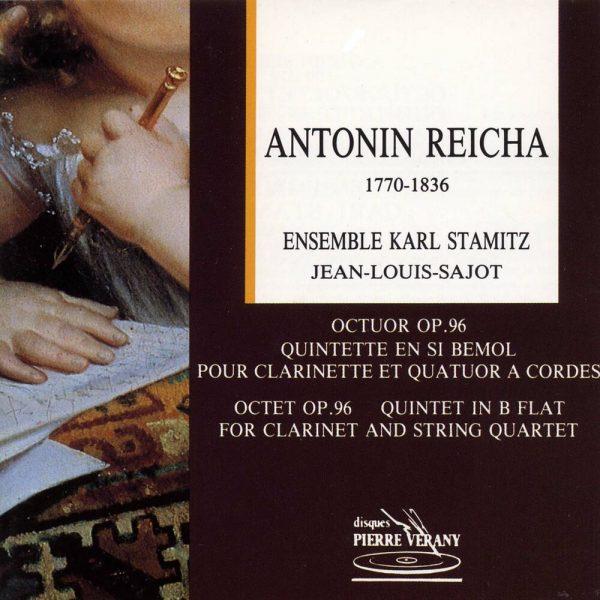 Reicha - Octuor Op.96 - Quintette pour clarinette
