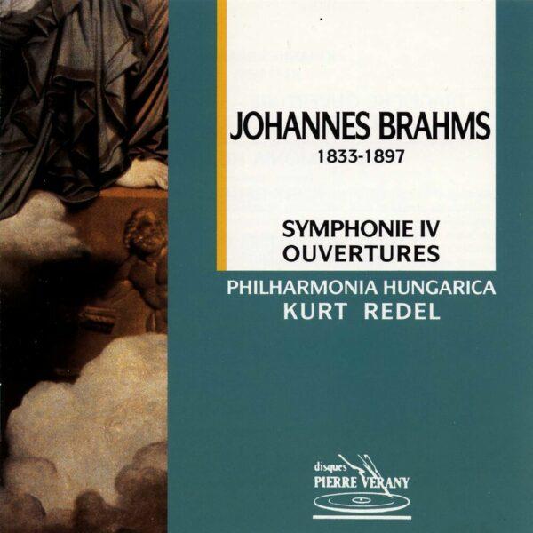 Brahms - Symphonie IV - Ouvertures