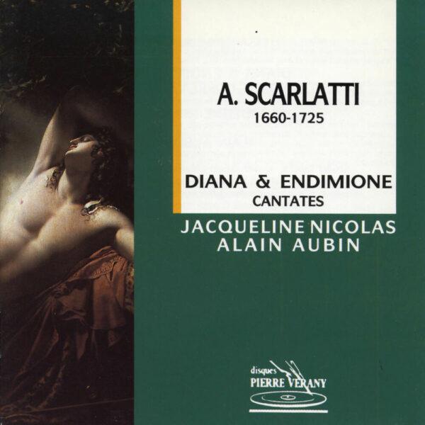 Scarlatti - Diana e Endimione - Cantates