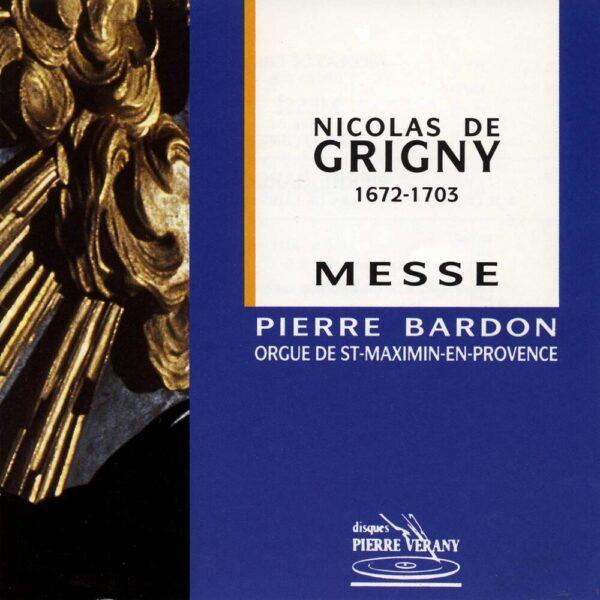 Grigny - Messe