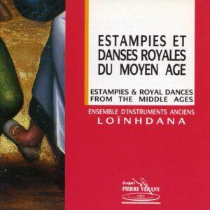 Estampies & danses royales du moyen-âge