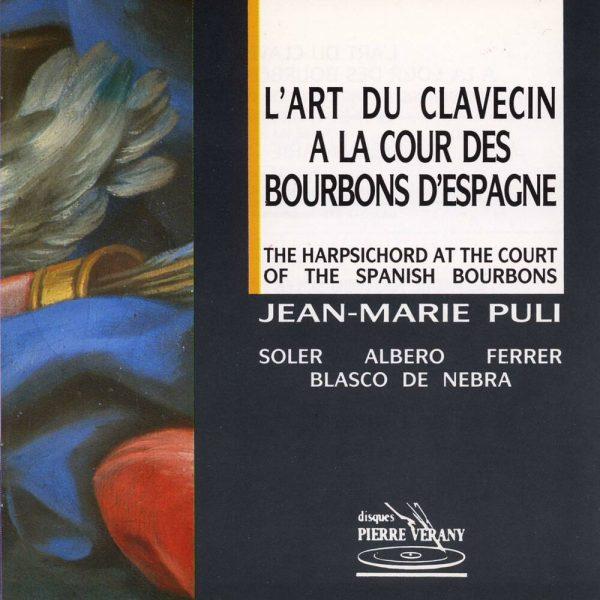 L'Art du Clavecin à la cour des Bourbons d'Espagne