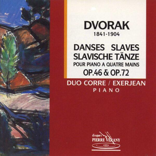Dvorak - Danses slaves pour piano à 4 mains, Op.46 & 72