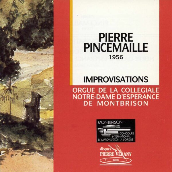 Pincemaille - Improvisations à l'orgue