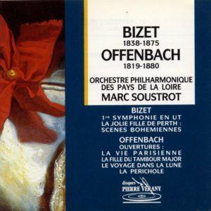 Bizet / Offenbach - Ouvertures / Symphonie N°1