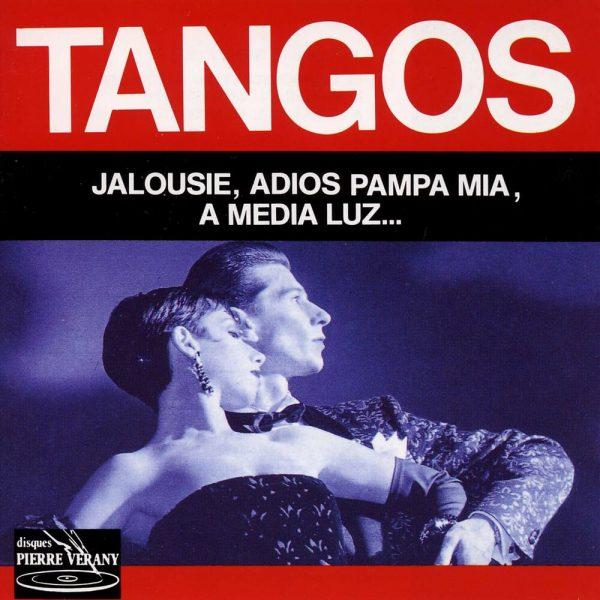 Tangos - Jalousie, Adios Pampa Mia, a Medie Luz...