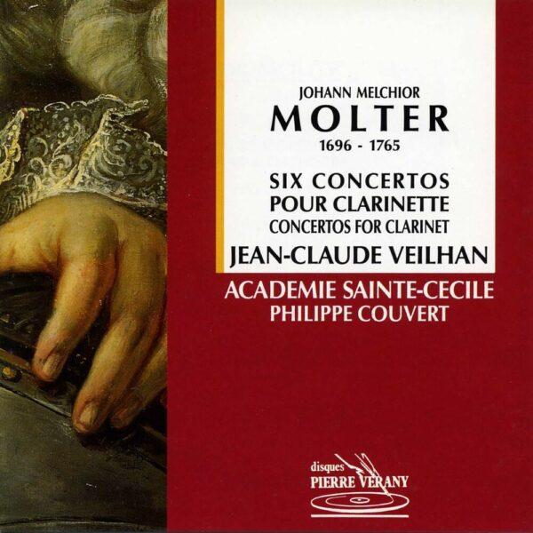 Molter - 6 Concertos pour clarinette