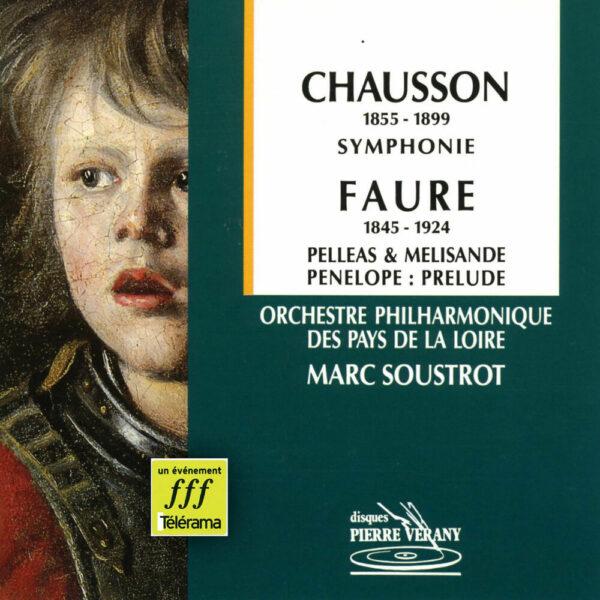 Chausson / Fauré - Symphonie