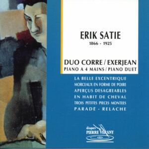 Satie - Œuvres pour piano & 4 mains