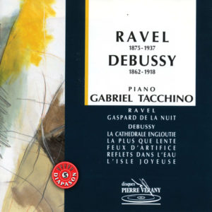 Ravel/Debussy - Œuvre pour piano